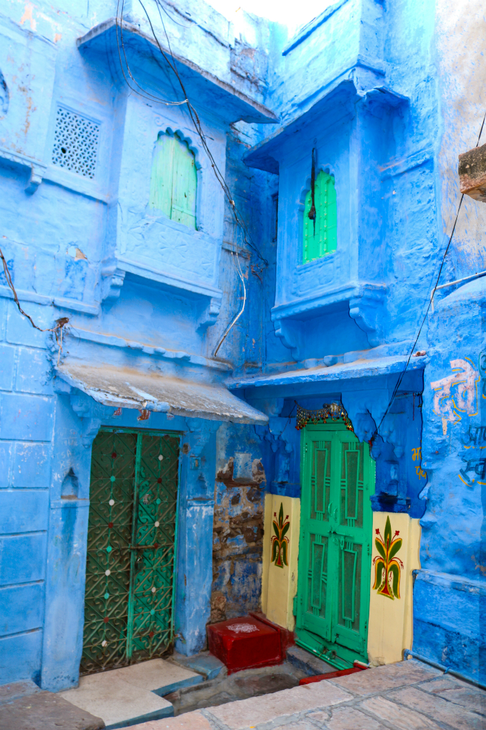 Jodhpur - the blue city 03