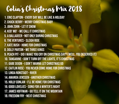 Christmas Mix 2018 Back