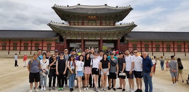 Korea and China Field Studies 2018