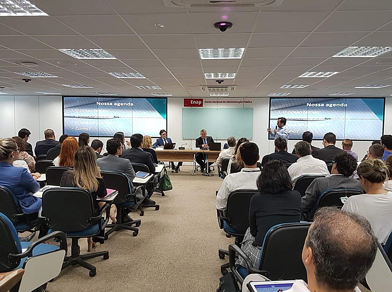 ILG and Digital Governance in Brazil 2018