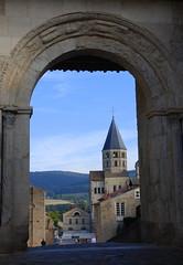Cluny, Saône-et-Loire, France. - Photo of Saint-Maurice-de-Satonnay