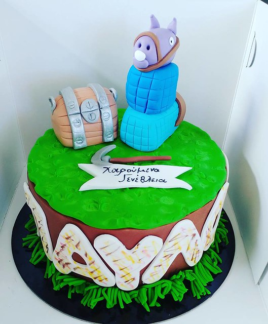 Cake by Nastazia's Cake Pops