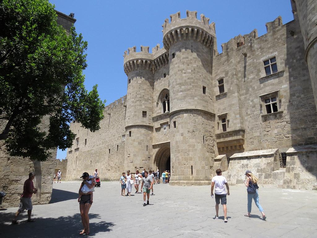 Дворец Великих Магистров 2
