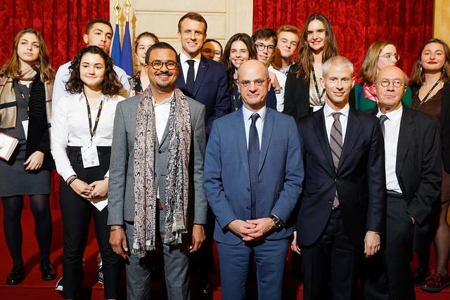 David Diop, lauréat du Prix Goncourt des lycéens 2018