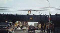 LIRR Port Washington Branch overpass at Broadway, Elmhurst