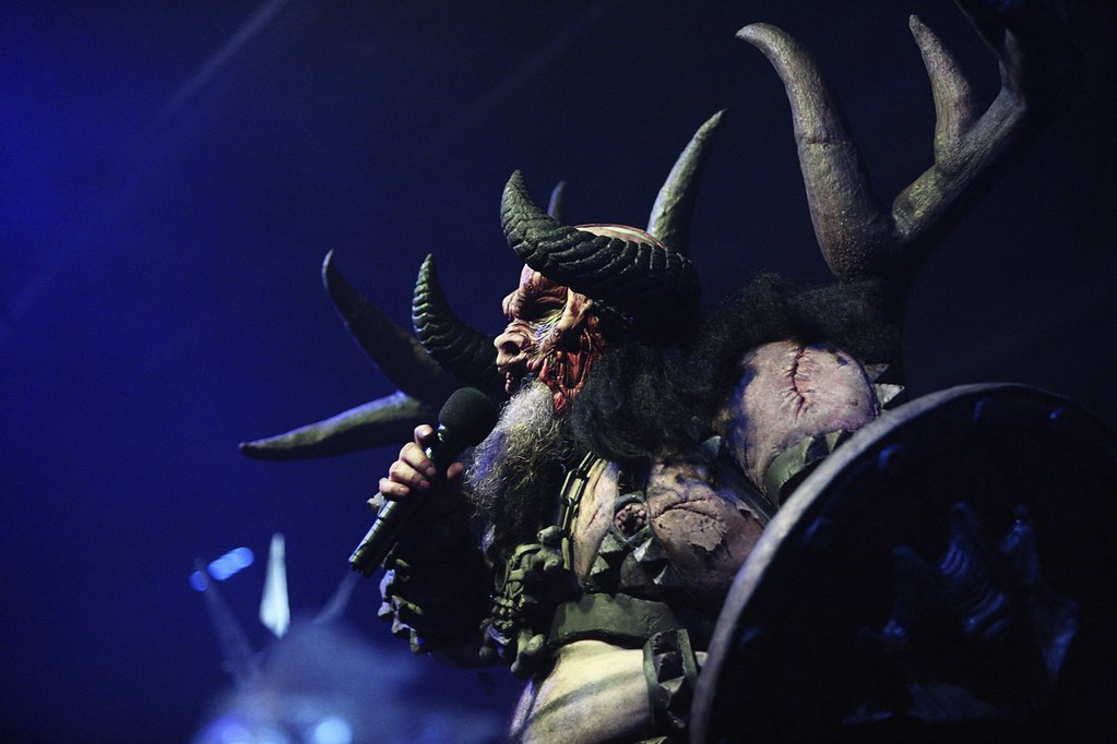 GWAR at Baltimore Sound Stage for ParklifeDC 11/9/18