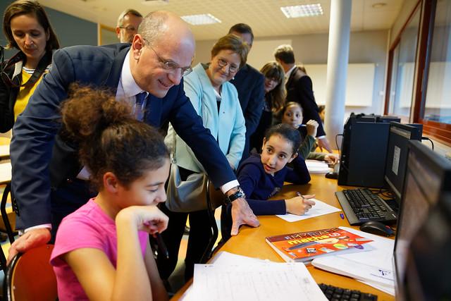 Dispositif Devoirs faits: rencontre avec des collégiens à Montpellier