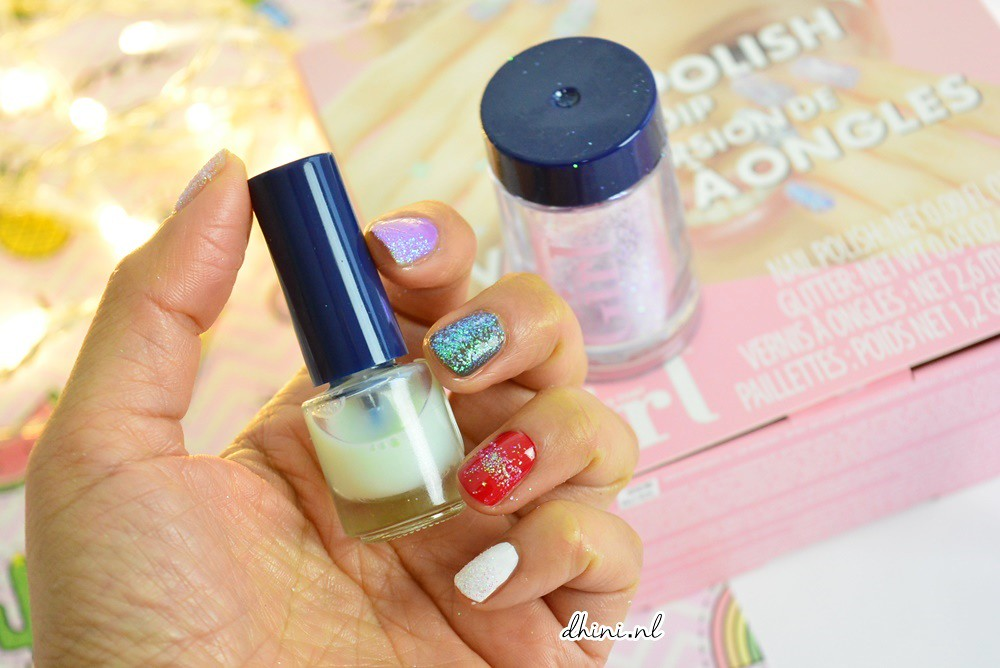Who's That Girl - Nail Polish Dip