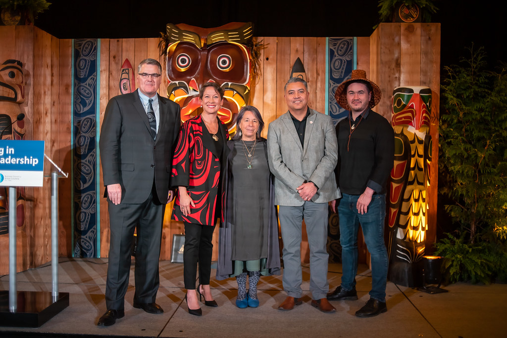 Indigenous grads and businesses fast-track leadership success   BC