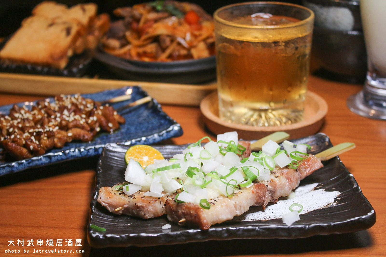 最新推播訊息:周末的夜晚吃個串燒、來個梅酒喝到飽吧!