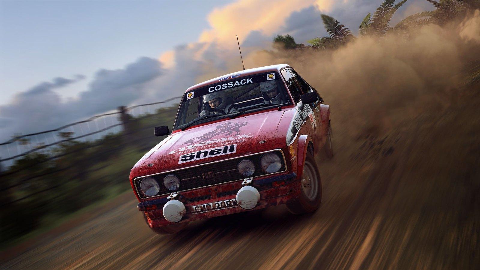 Dirt Rally 2 New screen 4
