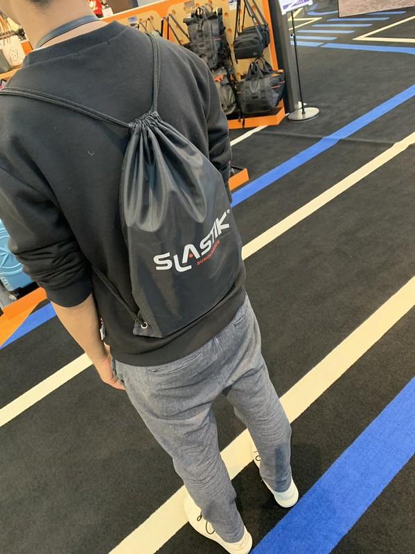 SLASTIK品牌束口袋