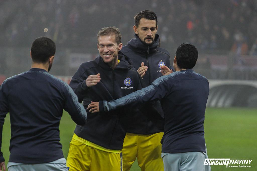 FC BATE 0:1 FC Chelsea. Europa Liagua. 08/11/2018