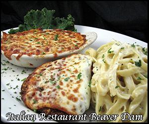 Italian food Beaver Dam