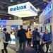 Matrox booth