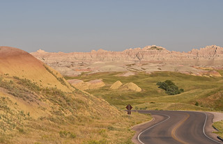 USA - South Dakota - Badlands NP