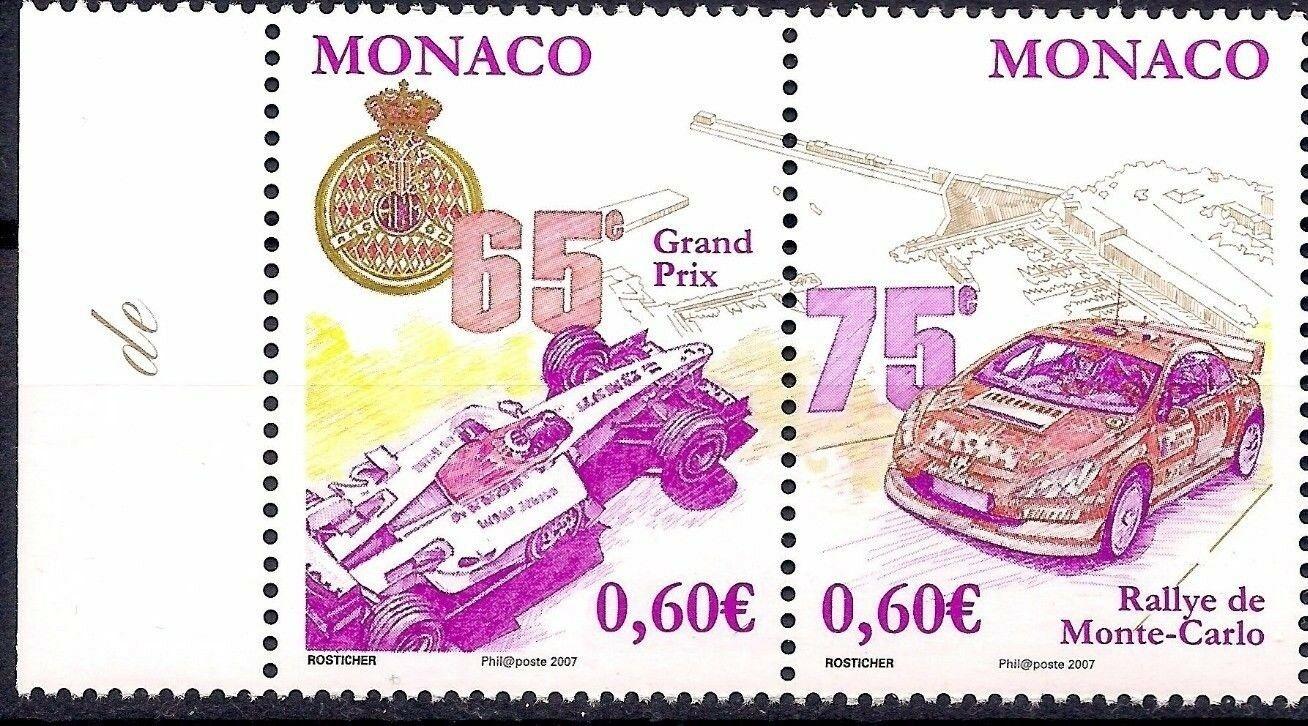 Monaco - Scott #2452 (2006)