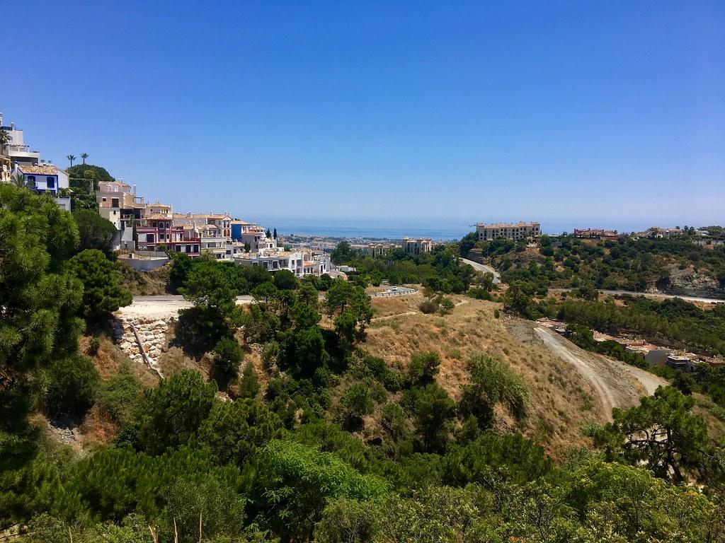 2018.06.17 - above Marbella