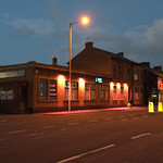 Shisha bar at Preston