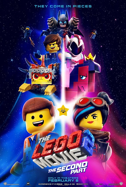 New Characters Introduced In New LEGO Movie 2 Trailer