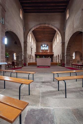 Abbatiale St Trophime 2 (Eschau, France)-104