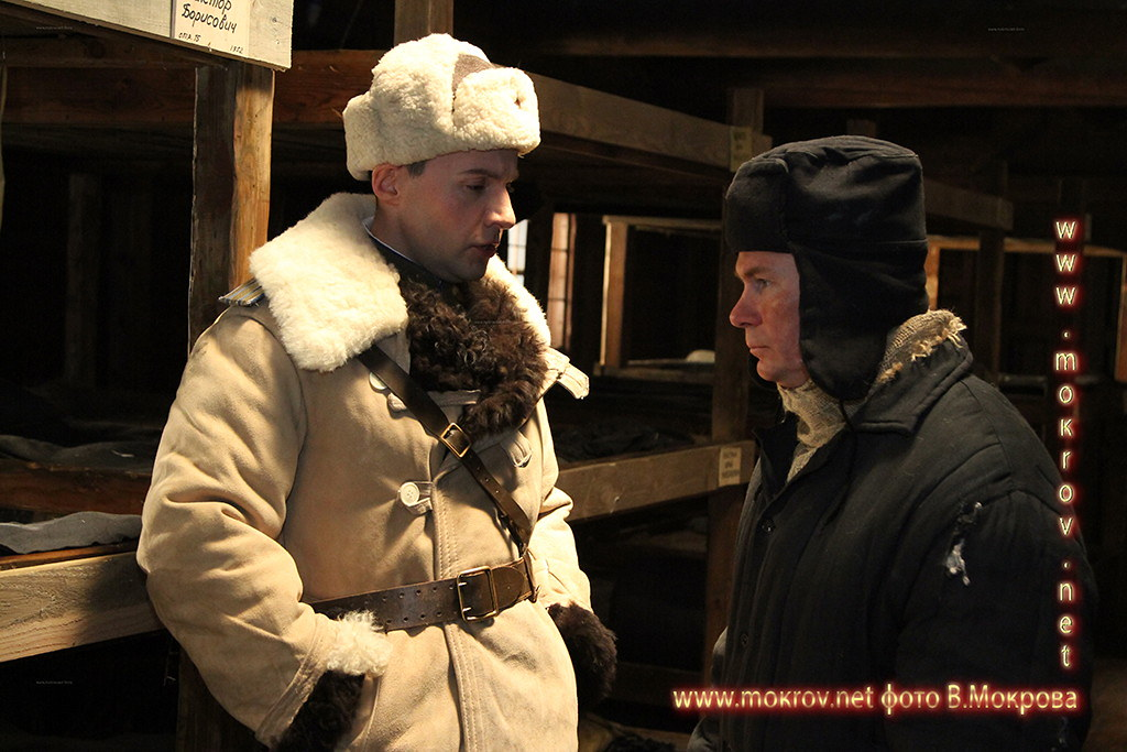 Актер - Манучаров Вячеслав роль Соловьев в сериале Декабристка