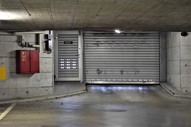 Garage door 26.11.2018