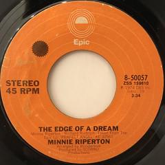 MINNIE RIPERTON:LOVIN' YOU(LABEL SIDE-B)