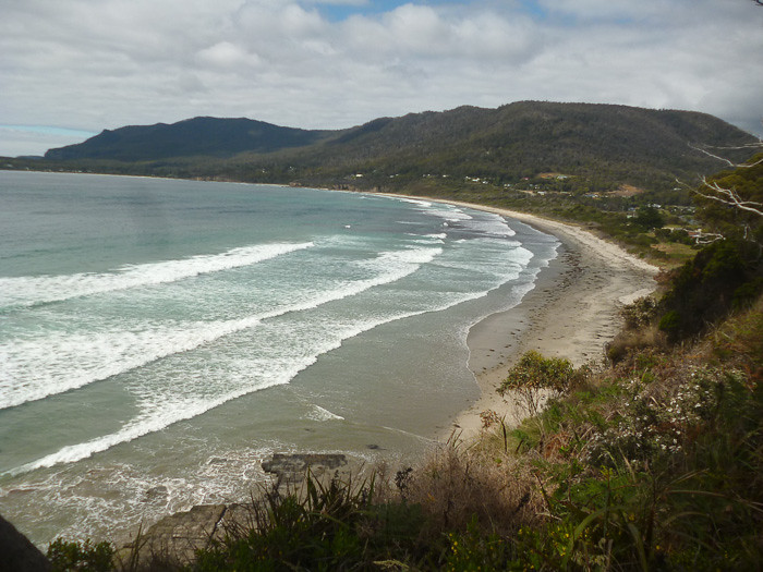 Eaglehawk Neck beach