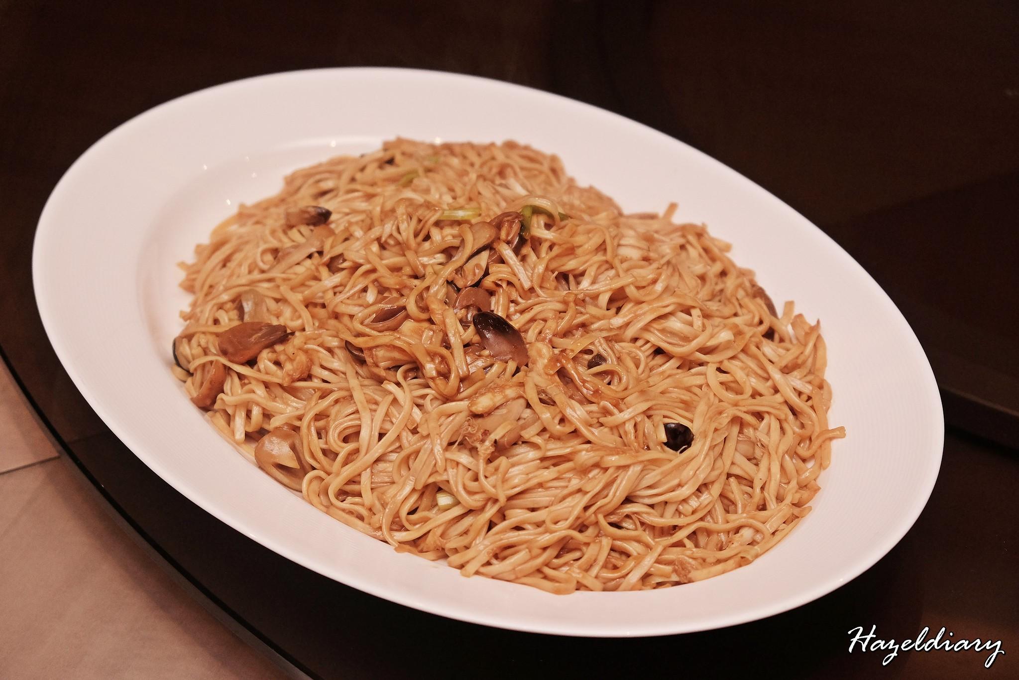 jiang Nan Chun Four Seasons Hotel Singapore-E-Fu noodles