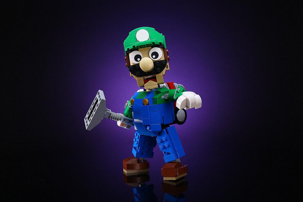 New Super Mario Bros. U Deluxe trifft auf LEGO – Issyu