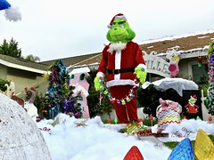 """""""100 Smiles"""" for the Grinch House"""