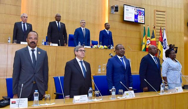 VIII Assembleia Parlamentar da CPLP