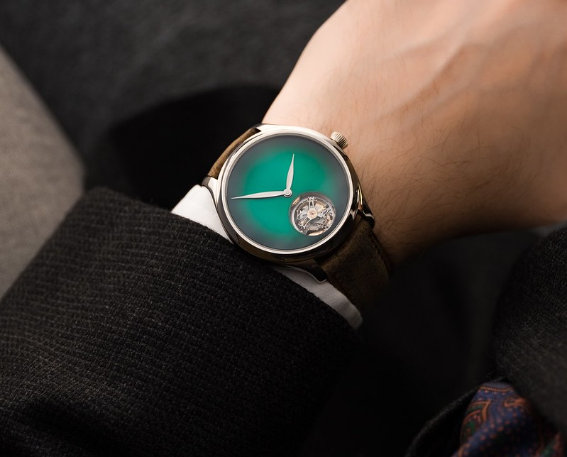 moser - [SIHH 2019] : reportage H.Moser & Cie 46736537602_8c6fb62838_c