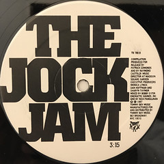 V.A.:ESPN PRESENTS THE JOCK JAM(LABEL SIDE-B)