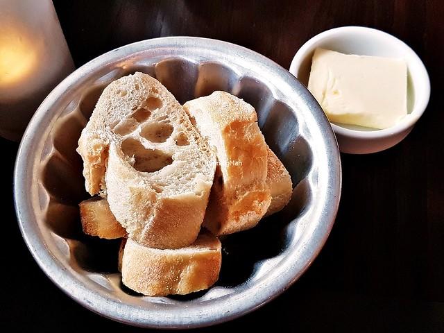 Bread Baguette & Parisian Butter