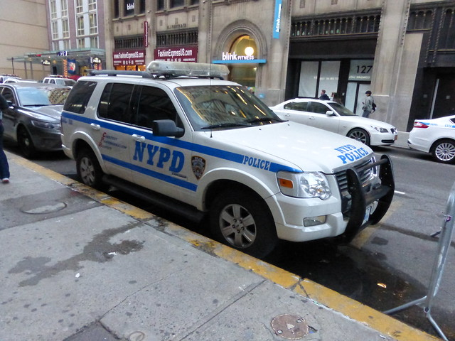 NYPD, Panasonic DMC-TZ35