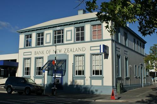 Alexandra: Bank of New Zealand