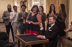 Wed, 2018-08-22 09:26 - The Magic Parlour starring Dennis Watkins - 2018 - 007 - photo by Rich Hein