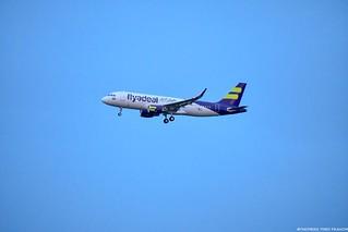 A320 FlyaDeal HZ-FAJ msn8652 F-WWIT