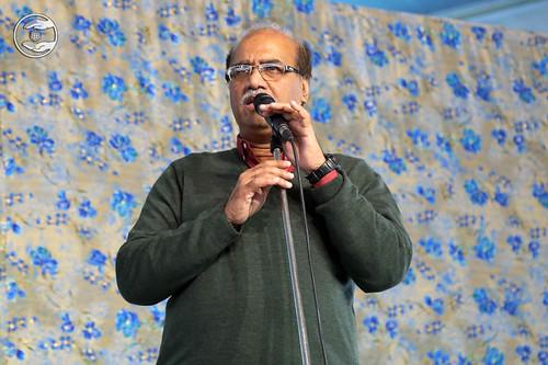 Raja Aapan from Avtar Enclave Delhi, expresses his views