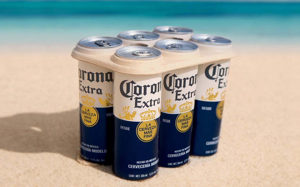 Corona создает упаковку из биоматериалов