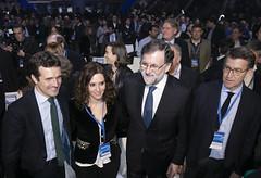 Inauguración de la Convención Nacional de Madrid 2019