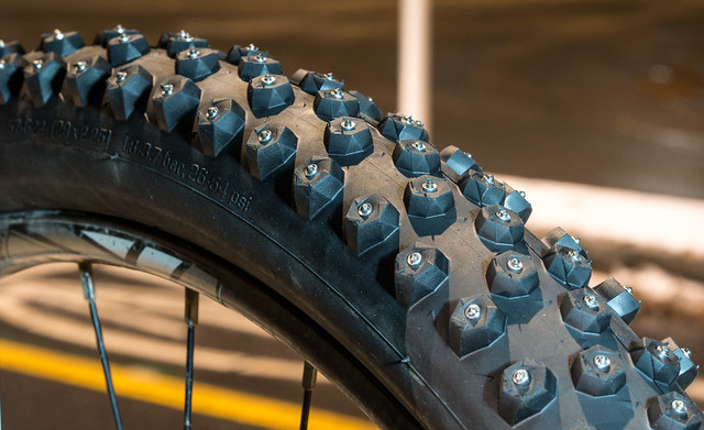 Winter Bicycle Tire