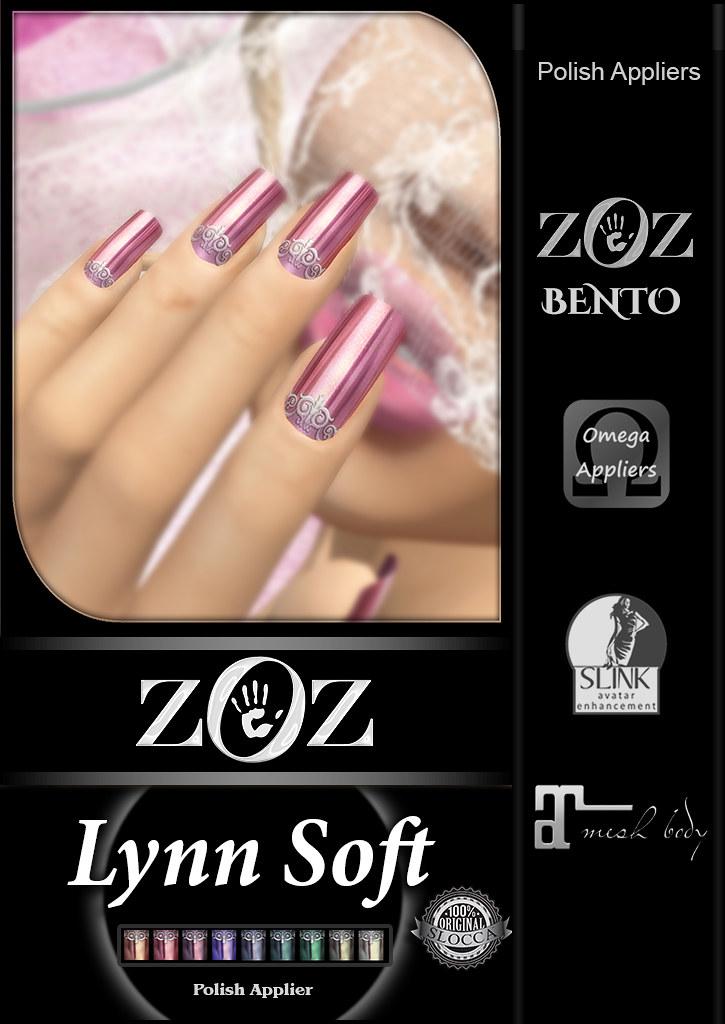 {ZOZ} Lynn Soft L pix