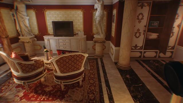 Koursk - Chambre d'hôtel à Moscou