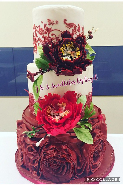 Cake from Hazel Mae Arzadon of J&S Sweetbites by Hazel