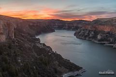 Entering Bighorn Canyon