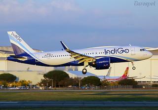 F-WWIM Airbus A320 Neo Indigo