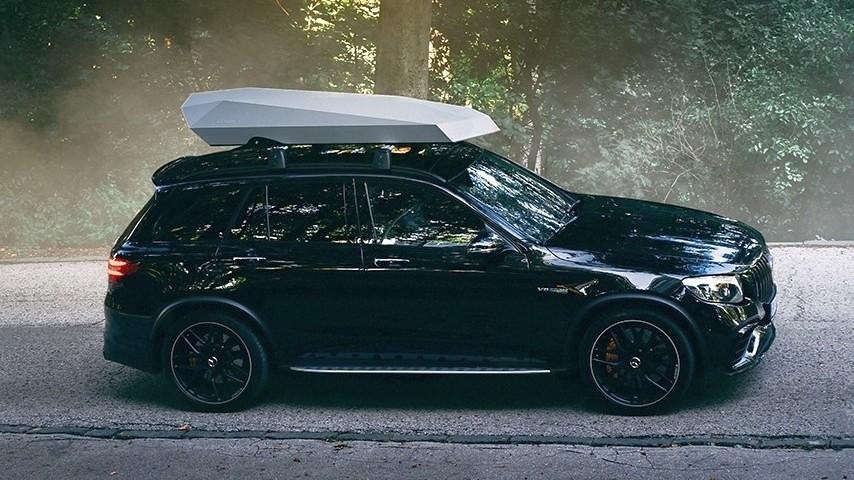 багажник за покрив алуминиумски 1